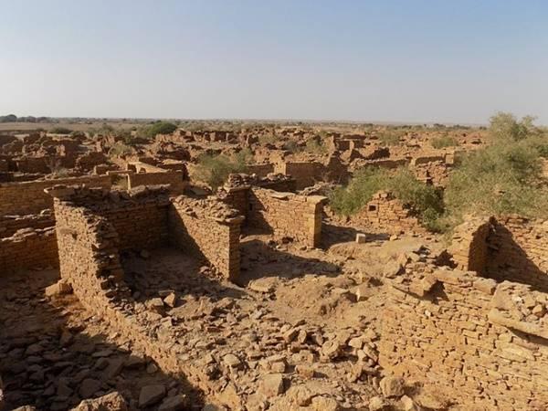 Beautiful Abandoned Spots You Must Explore India