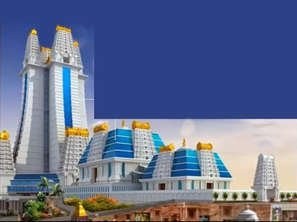 Top 5 Temples India Which Will Break World Record Tamil