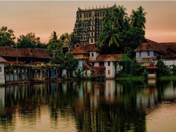 Sree Padmanabhaswamy Temple Thiruvananthapuram