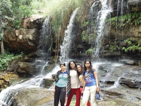 Lets Go The Srisailam This Weekend