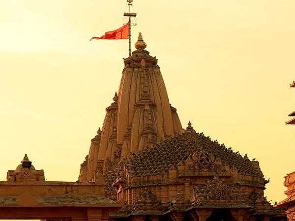 Visit Somanathar Temple Gujarat