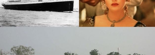 டைட்டானிக் கப்பல் விபத்தில் இறந்த ஆனி ஃபங்க் ஊர் எது தெரியுமா?