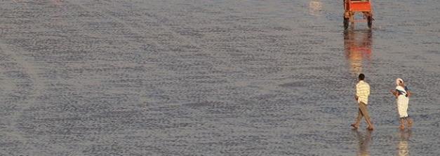 கண்டேரி கோட்டையும் அலிபாக் பீச்சும் - வாங்க ஒரு எட்டு போய்ட்டு வருவோம்