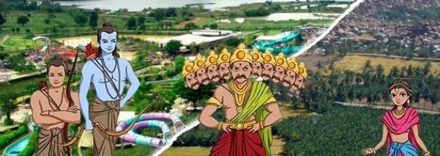 """ராமாயணத்தின் """"கிஷ்கிந்தா நகரம்"""" இப்ப என்ன நிலைமையில இருக்கு பாருங்க!"""