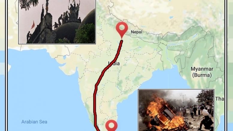 மதக்கலவரம்...144 தடை... ராம ரதயாத்திரையின் அடுத்தடுத்த அதிரடி திட்டங்கள் இவைதான்!